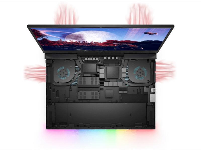 Dell g7 7500 bàn phím