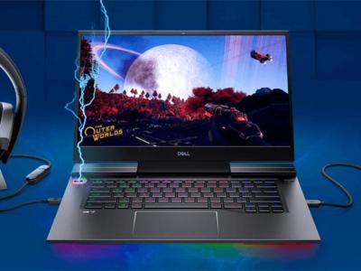 Dell G7 7500 Gaming Laptop | Core I7-10750H | RAM 16GB | SSD 1TB | RTX™ 2060 6GB | 15.6
