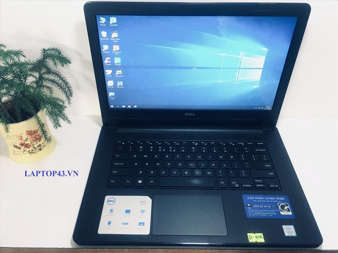 Dell Inspiron 3459 Core i5 6200U~2.30GHz 14