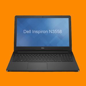 Dell Inspiron 3558 || I3 5010U/RAM 4G/ HDD 500G || LCD 15.6 Full HD