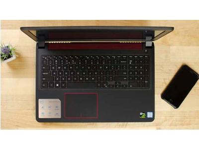 Dell Inspiron 5577 | Core i7 7700H | RAM 8GB | 500GB HDD + 128GB SSD | 15.6 Full HD (Like new 99%)