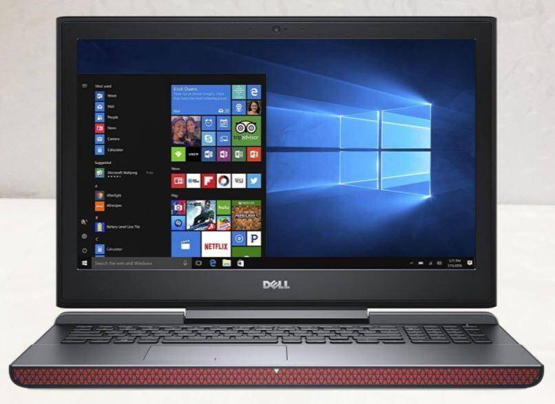 Dell Inspiron 7466 | Core i7-6700HQ | RAM 4GB | HDD 500GB | 14