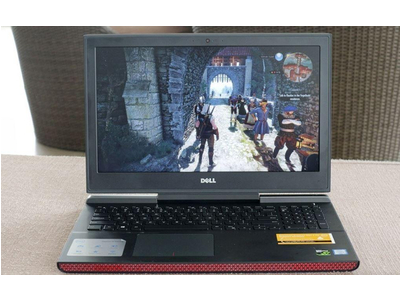 Dell Inspiron 7566 | Core I5-6300H | RAM 4GB | HDD 500GB | GTX 960 4GB | 15.6