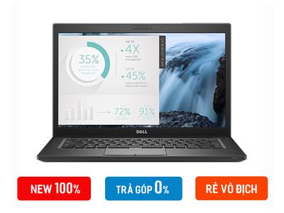Dell Latitude 7280 Core i7-6600U   Ram 8GB   256GB SSD   12.5