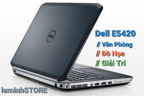 laptop dell e5420