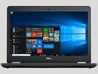 Dell Latitude E5480 | Core I5-7300HQ | RAM 8GB | SSD 180GB | 14.0 FHD | Like New