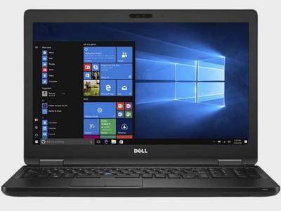 Dell Latitude E5580 | Core i5-7300U | Ram 8GB | SSD 256GB | 15.6 inch FHD | HD Graphics 630