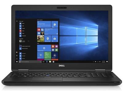 Dell Latitude E5580 (Core i7-7820HQ | Ram 4GB | SSD 256GB | 15.6 inch FHD)