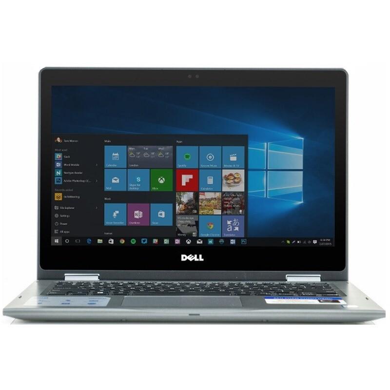 Dell Ins N5378 Core i5 - 7200U/ Ram 8GB/ HDD 500GB 13.3' full hd xoay lật cảm ứng