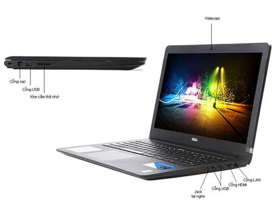 Dell N5542 (i3-4005U | Ram 4 GB | HDD 500 GB | 15.6 inch HD)