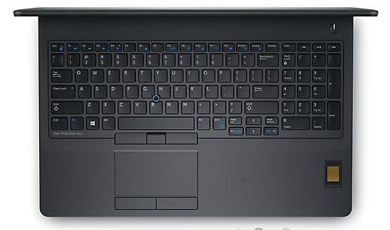 Dell Precision M3510 I7-6700HQ | Ram 8GB DDR4 | SSD 256GB | VGA rời AMD R9 M360 | 15.6 Full HD
