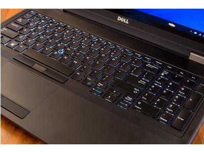 Dell Precision 3510   Core i5 - Core i7 dòng chip HQ   Card Rời Đồ Hoạ AMD   15.6in FHD