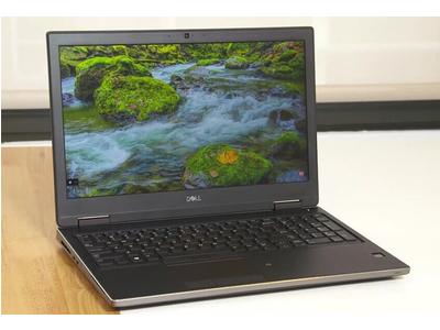Dell Precision 7530(Core i7-8750H)  RAM 16GB   SSD 512GB   15.6 inch FHD touch   NVIDIA Quadro P3200