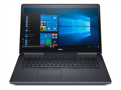 Dell Precision 7720 (Core i7-7820HQ   Ram 8GB   SSD 256GB   17.3 inch FHD   Nvidia Quadro P3000)