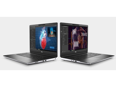 Dell Precision 17 7750 Mobile Workstation 7 10850H, RTX3000, Ram 32GB New