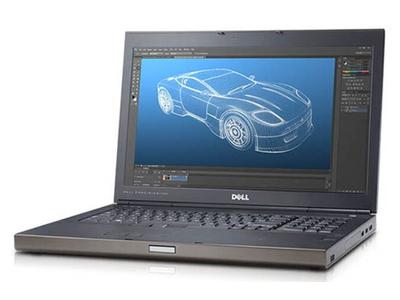 Dell Precision M4800 | Core I7-4800MQ | RAM 8GB | SSD 256GB | VGA K2100M | 15.6