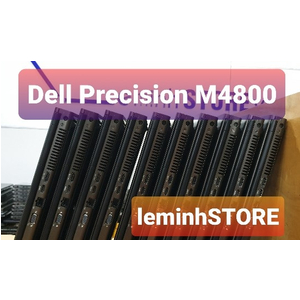 Laptop Dell Precision M4800 I7-4800MQ VGA-K1100