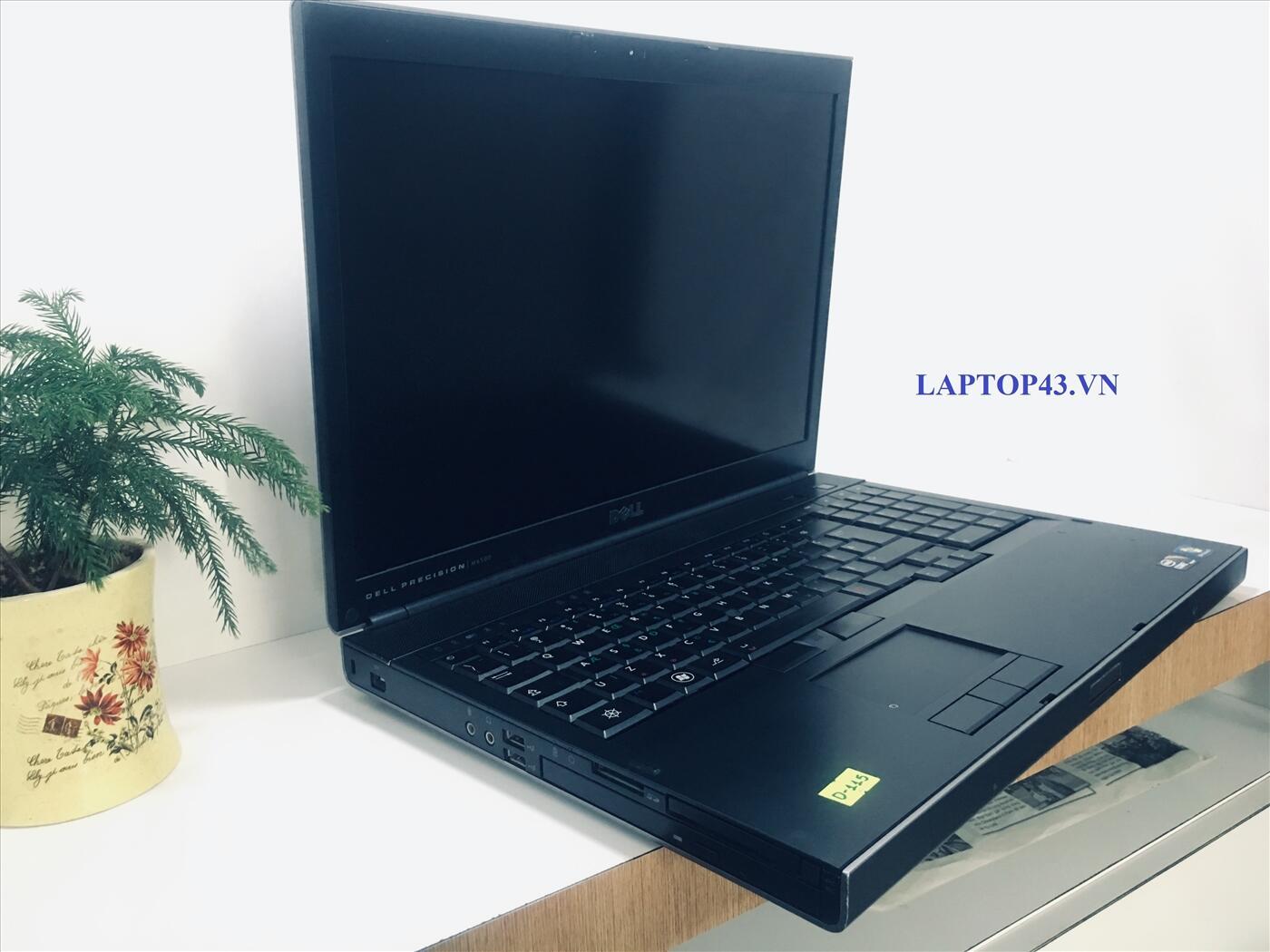 Dell Precision M6500 Core i7 X940~2.13Ghz Ram 4G HDD 1TB 17.3