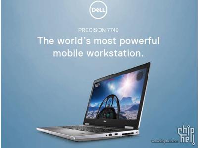Dell Precsion 7740 ( Xeon-2286 | Ram 32Gb | SSD 1TB | NVIDIA RTX 3000 6GB | 15.6 Full HD