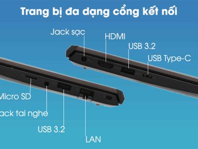 Dell Vostro 5402 | Core I5-1135G7 | RAM 8GB | SSD 256GB | Iris® Xe Graphics | 14.0 FHD