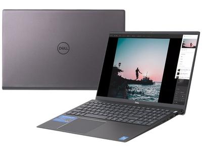 Dell Vostro 5502 (2021) | i5 1135G7 | RAM 8GB | SSD 512GB | MX330 Vga rời | 15.6in FHD (Gray - New)