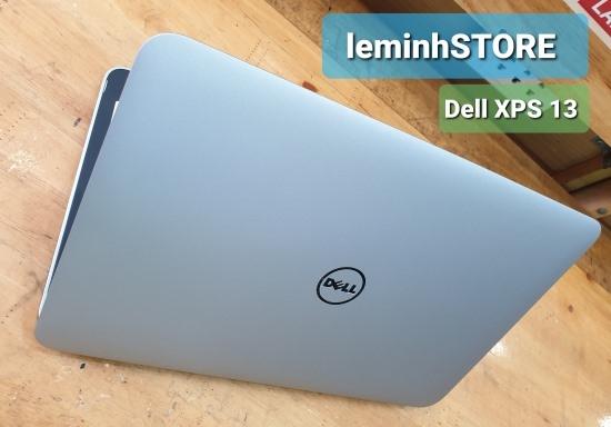 Dell XPS 13 L321X I7, thiết kế độc đáo giá rẻ tại leminhSTORE