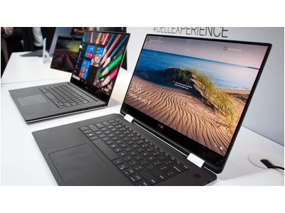 Dell XPS 15 9575 (Core i7-8705G   Ram 16GB   SSD 512GB   15.6 inch 4K Touch)
