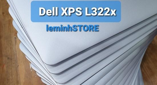 Dell XPS 13 L322x I5, thiết kế độc đáo, di động