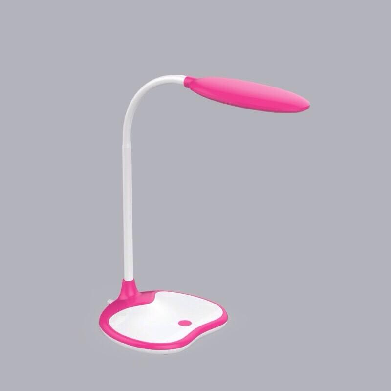 Đèn bàn LED Smart màu hồng
