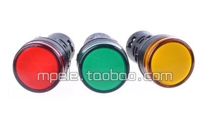 Đèn báo AD16-22DS 220V