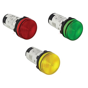 Đèn báo pha 48VDC 110VDC
