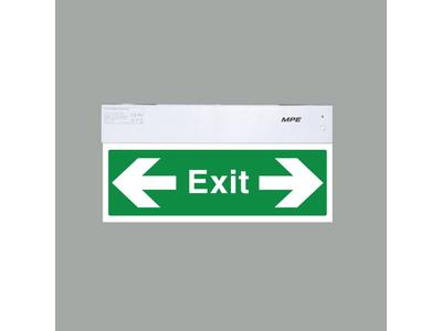 Đèn Báo Exit Đa Năng 1 Mặt Trái Phải EXLR/M