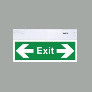 Đèn Báo Exit Đa Năng 1 Mặt Trái & Phải EXLR/M