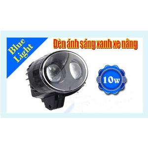 Đèn cảnh báo xe nâng xanh dương TQ - Giải pháp an toàn xe nâng - Blue safety spot warning light