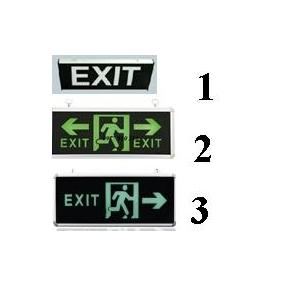 Đèn Chỉ Dẫn Exit 2 Mặt AKT