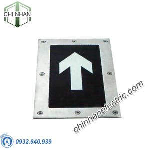 Đèn Dẫn Lối Âm Sàn 3W 300x180 - SND0034 - Duhal