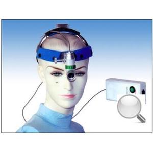 Đèn đội đầu khám TMH (dùng pin xạc)
