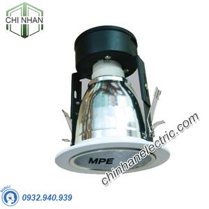 Đèn Downlight âm trần D80 - DL-3 - MPE