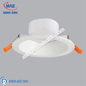 Đèn Downlight Âm Trần MPE DLF-12W