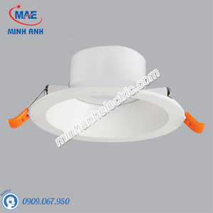Đèn Downlight Âm Trần MPE DLF-30W
