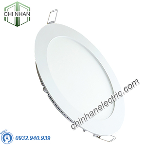 Đèn Downlight LED 12W (Điều Chỉnh Độ Sáng, 3 Chế Độ) - (RPL12/3C-RC) - MPE