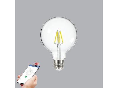 Đèn Filament MPE 6W Wifi G95SC