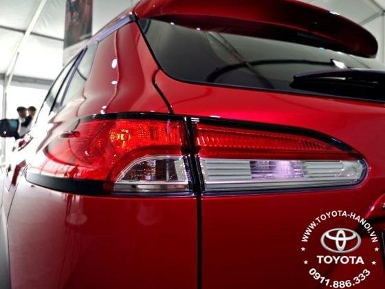 Đèn hậu xe Corolla Cross 1.8G 2021