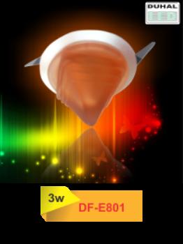 Đèn Led Âm Trần Mẫu 19 - Công suât 3w
