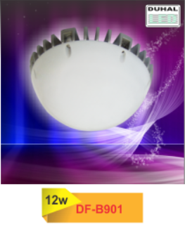 Đèn Led Áp Trần Mẫu 02 - Công suât 12w