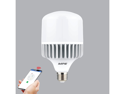 Đèn Led Bulb Smart MPE 30W Wifi