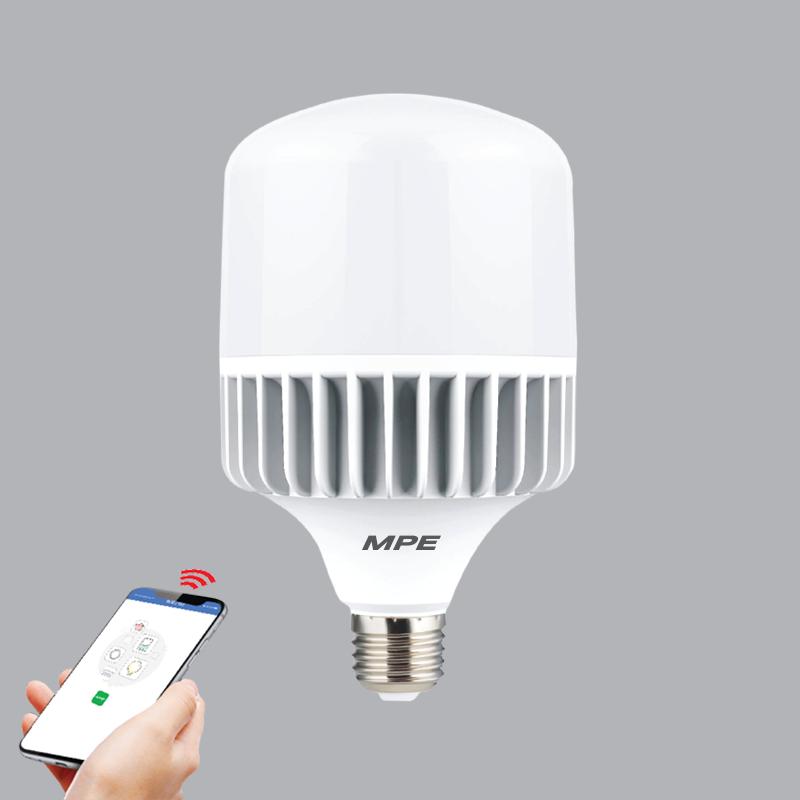 Đèn Led Bulb Smart MPE 50W Wifi