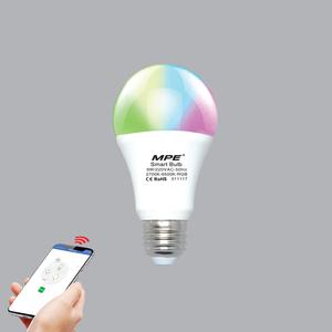 Đèn Led Bulb Smart MPE 9W Wifi