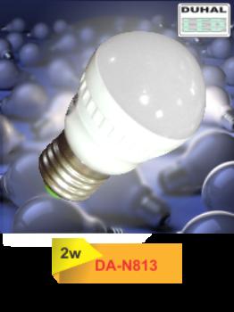 Đèn Led Búp Mẫu 08 - Công suât 2w