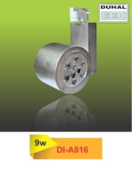 Đèn Led Chiếu điểm Mẫu 02 - Công suất 9w